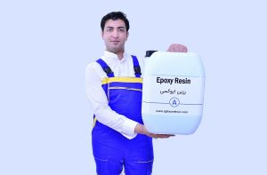 maghaley resin epoxy _ رزین اپوکسی