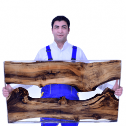 wood-and-epoxy-resin